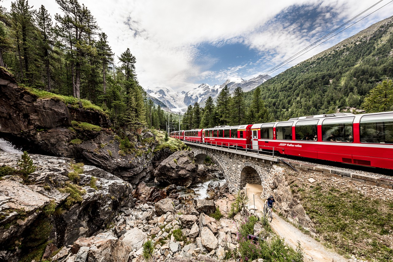 SBB Bernina Express