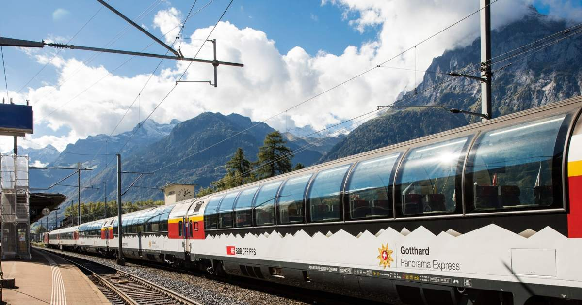SBB Gotthard Panoramic