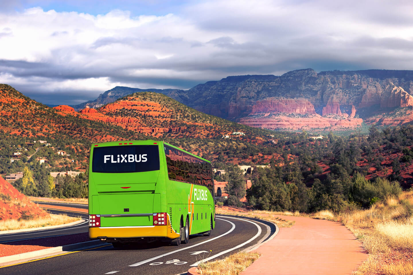 flix bus USA